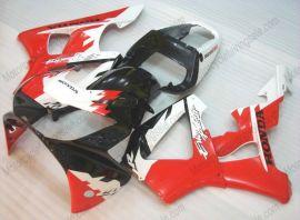 929 2000-2001 ABS Fairing For Honda CBR900RR - Erion Racing - White/Black/Red