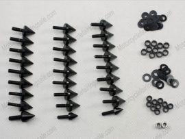 CBR900RR 954 Fairing Screw Bolts For Honda - 2002-2003 - Black