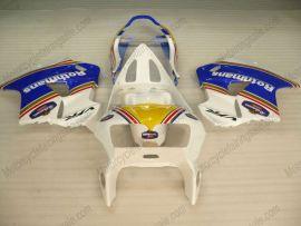 VFR800 1998-2001 ABS Fairing For Honda - Rothmans - Blue/White