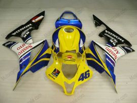 F5 2007-2008 Injection ABS Fairing For Honda CBR 600RR - Nastro Azzurro  - Color
