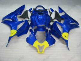 F5 2007-2008 Injection ABS Fairing For Honda CBR 600RR - Others - Blue