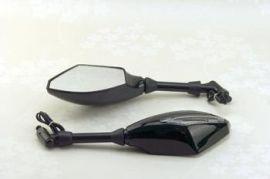 Motorcycle Universal fitment rear mirror For Honda Kawasaki Suzuki