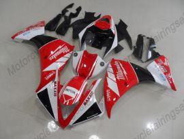 YZF-R1 2012-2014 Injection ABS Fairing For Yamaha - MAXXIS - Red/White/Black