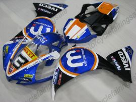 YZF-R1 2012-2014 Injection ABS Fairing For Yamaha - Factory Style - Blue/Black