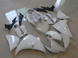YZF-R1 2012-2014 Injection ABS Fairing For Yamaha - MAXXIS - Factory Style - White/Black