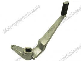 696 2009-2013 Brake Pedal Rear Foot Lever - Silver For DUCATI