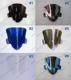 Suzuki GSX-R 1000 2005-2006 K5  Windscreen / Windshield 6 x Color