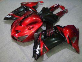 NINJA ZX14R 2006-2011 ABS Fairing For Kawasaki - Others - Red/Black