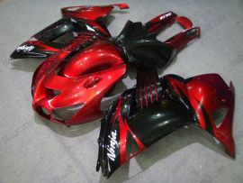 NINJA ZX14R 2006-2011 Injection ABS Fairing For Kawasaki - Others - Red/Black