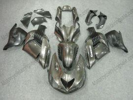NINJA ZX14R 2006-2011 Injection ABS Fairing For Kawasaki - Others - Gray