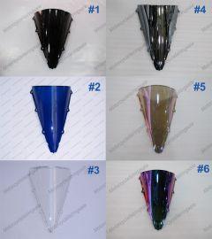 Yamaha YZF R1 2002-2003  Windscreen / Windshield 6 x Color