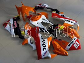 Honda CBR1000RR 2017-2019 Injection ABS Fairing - Repsol - Orange/White