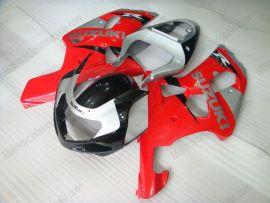 GSX-R 1000 2000-2002 K1 K2 Injection ABS Fairing For Suzuki - Others - Red/Black