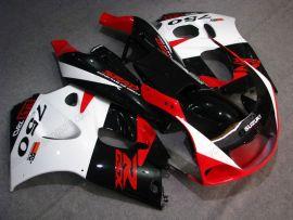 GSX-R 600/750 1997-1999 ABS Fairing For Suzuki - Others - Black/White/Red