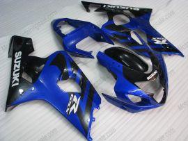 GSX-R 600/750 2004-2005 K4 Injection ABS Fairing For Suzuki - Others - Blue/Black