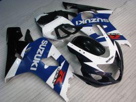 GSX-R 600/750 2004-2005 K4 Injection ABS Fairing For Suzuki - Others - Blue/White/Black