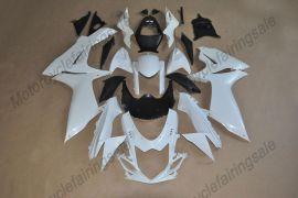 GSX-R 600/750 2011-2012 K11 Injection ABS Unpainted Fairing For Suzuki - White