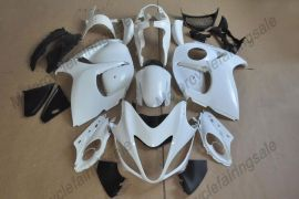 GSX-R 1300 Hayabusa 2008-2013 Injection ABS Unpainted Fairing For Suzuki - White