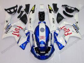 YZF-600R 1994-2007 ABS Fairing For Yamaha - FIAT - Blue/White