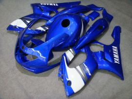 YZF-600R 1994-2007 ABS Fairing For Yamaha - Others - Blue/White