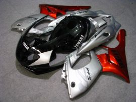 YZF-600R 1994-2007 ABS Fairing For Yamaha - Others - Silver/Black/Orange