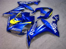 YZF-R1 2004-2006 Injection ABS Fairing For Yamaha - GO!!!!! - Blue