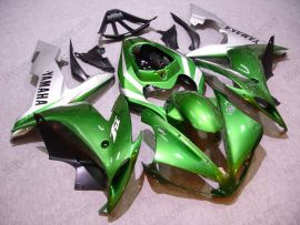 YZF-R1 2004-2006 Injection ABS Fairing For Yamaha - Others - Green/Silver