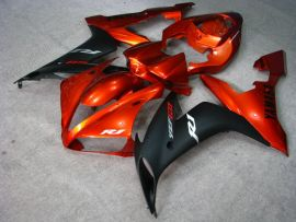 YZF-R1 2004-2006 Injection ABS Fairing For Yamaha - Others - Orange/Black