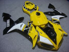 YZF-R1 2004-2006 Injection ABS Fairing For Yamaha - Others - Yellow/Black/White