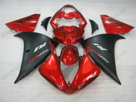 YZF-R1 2009-2012 Injection ABS Fairing For Yamaha - Others - Red/Black