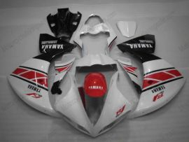 YZF-R1 2009-2012 Injection ABS Fairing For Yamaha - Others - White/Red/Black