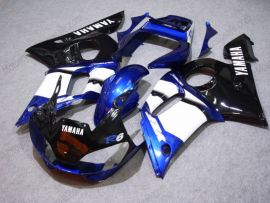 YZF-R6 1998-2002 Injection ABS Fairing For Yamaha - Others - Blue/White/Black