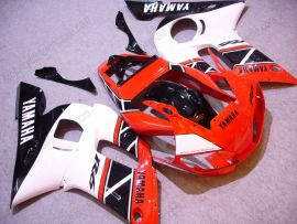 YZF-R6 1998-2002 Injection ABS Fairing For Yamaha - Others - White/Red/Black
