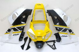 YZF-R6 1998-2002 Injection ABS Fairing For Yamaha - Others - Yellow/Black/White