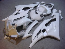 YZF-R6 2006-2007 Injection ABS Fairing For Yamaha - Factory Style - All White
