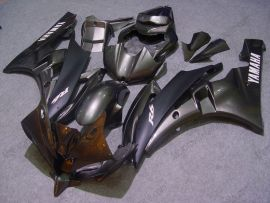 YZF-R6 2006-2007 Injection ABS Fairing For Yamaha - Others - Gray/Black