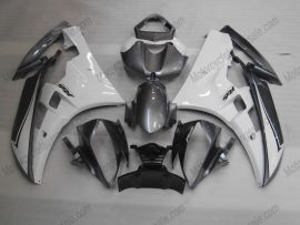 YZF-R6 2006-2007 Injection ABS Fairing For Yamaha - Others - Gray/Black/White