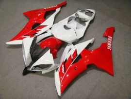 YZF-R6 2008-2014 Injection ABS Fairing For Yamaha - Others - Red/White