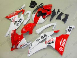 YZF-R6 2008-2014 Injection ABS Fairing For Yamaha - Zero - Red/White