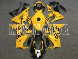 Honda CBR1000RR 2017-2019 Injection ABS Fairing - Other - Yellow/Black