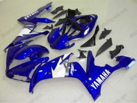 YZF-R1 2004-2006 Injection ABS Fairing For Yamaha - Others - Blue/White