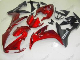 YZF-R1 2004-2006 Injection ABS Fairing For Yamaha - Others - Red/Black