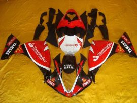 YZF-R1 2009-2011 Injection ABS Fairing For Yamaha - Santander - Red/Black