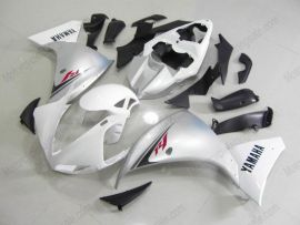 YZF-R1 2009-2011 Injection ABS Fairing For Yamaha - Others - White/Silver
