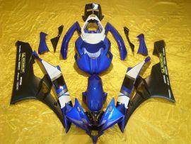 YZF-R6 2006-2007 Injection ABS Fairing For Yamaha - Motul - Blue/Black/White