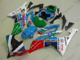 YZF-R6 2008-2014 Injection ABS Fairing For Yamaha - FIAT - Color