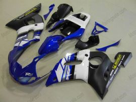 YZF-R6 1998-2002 Injection ABS Fairing For Yamaha - Others - Black/White/Blue
