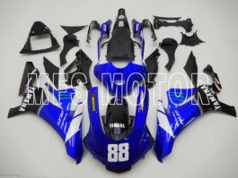 YZF-R1 2015-2020 Injection ABS Fairing For Yamaha - Factory Style - Blue/Black