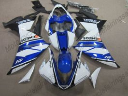 YZF-R1 2009-2011 Injection ABS Fairing For Yamaha - Others - Blue/White