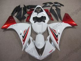 YZF-R1 2009-2011 Injection ABS Fairing For Yamaha - Others - White/Red/Black